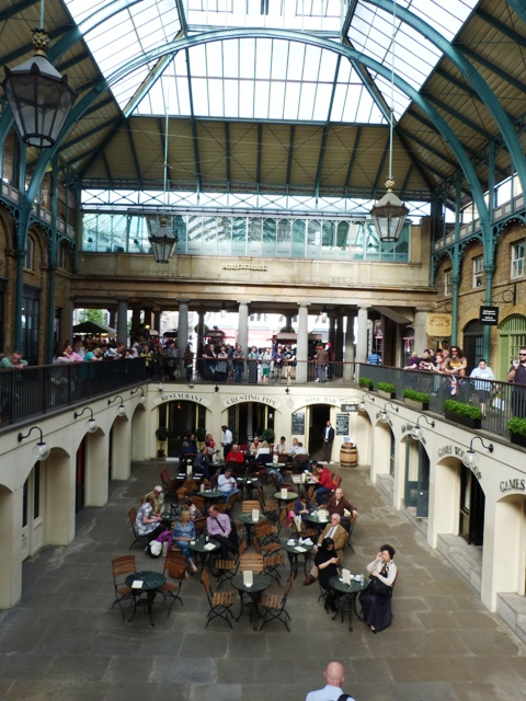 Londres: Covent Garden